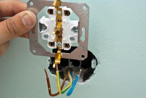 эти переключатель на люстру ремонт том случае